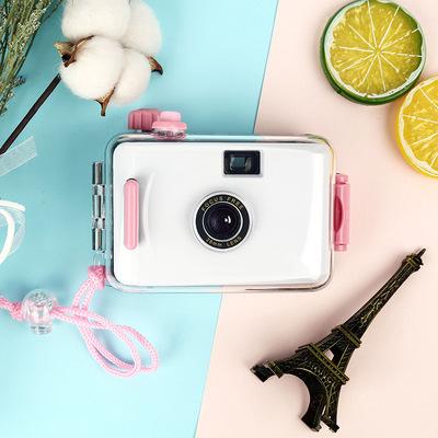 货源时尚新款厂家批发供应胶卷相机防水照相机水下潜水照相机多次性批发