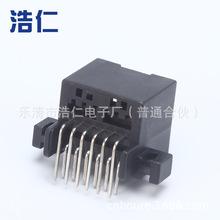 品種齊全  灰色 汽車接插件 DJ 7121-1.2-10A W 國產5芯連接器