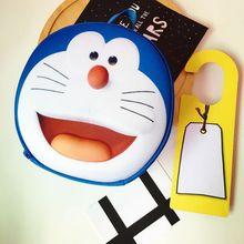 韓版卡通化妝包大容量便攜帶可愛Kitty貓哆啦A夢手提收納包洗漱包