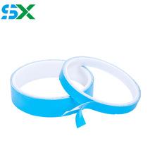 玻纖布導熱雙面膠 LED燈條散熱膠帶 藍膜導熱雙面膠帶 散熱耐高溫