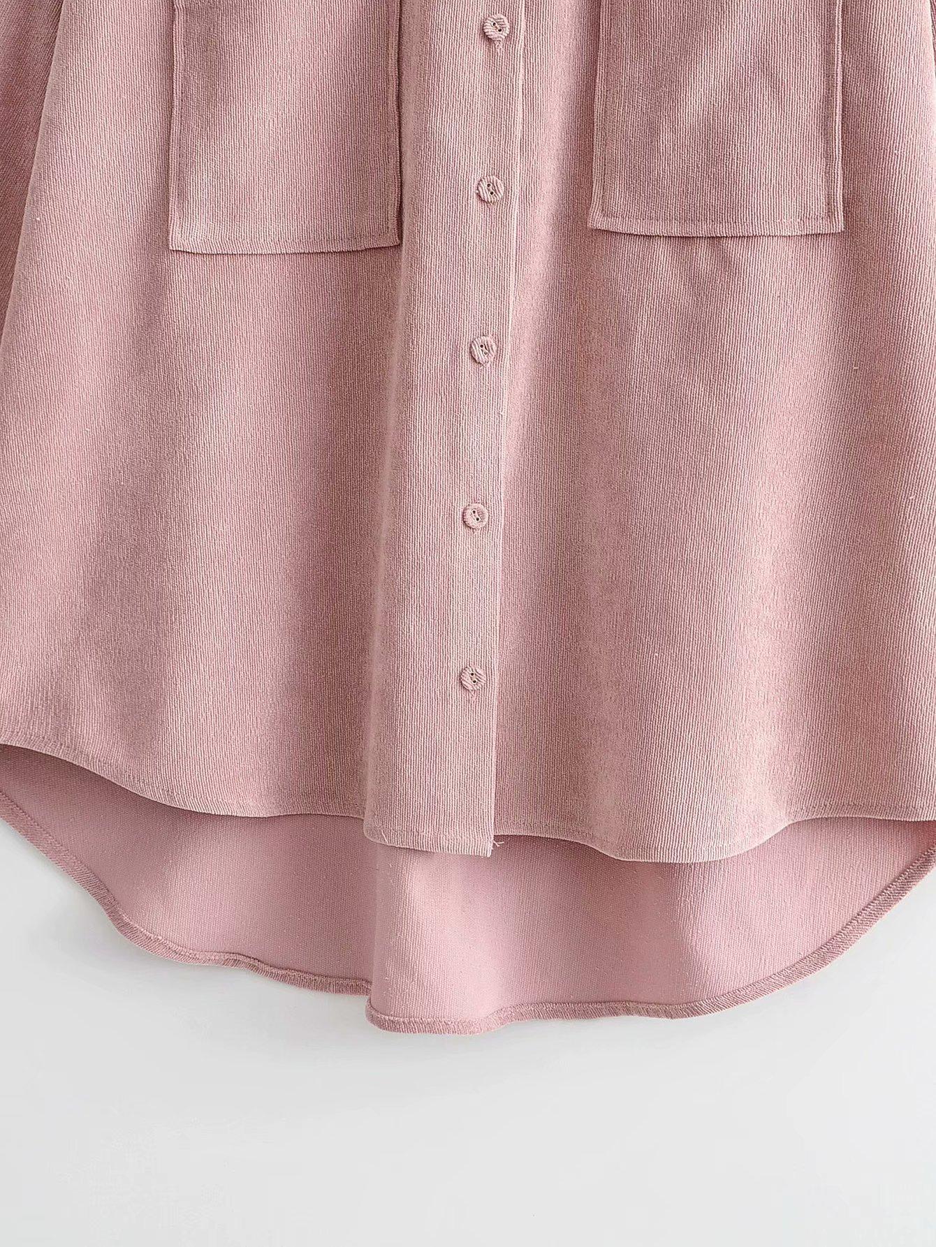 Wholesale 2019 Winter Loose Blouse Tops wholesales fashion NHAM182069