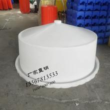 芜湖养鱼塑料桶 直径1.6米滚塑鱼池 水产鱼苗孵化养殖桶 价格批发