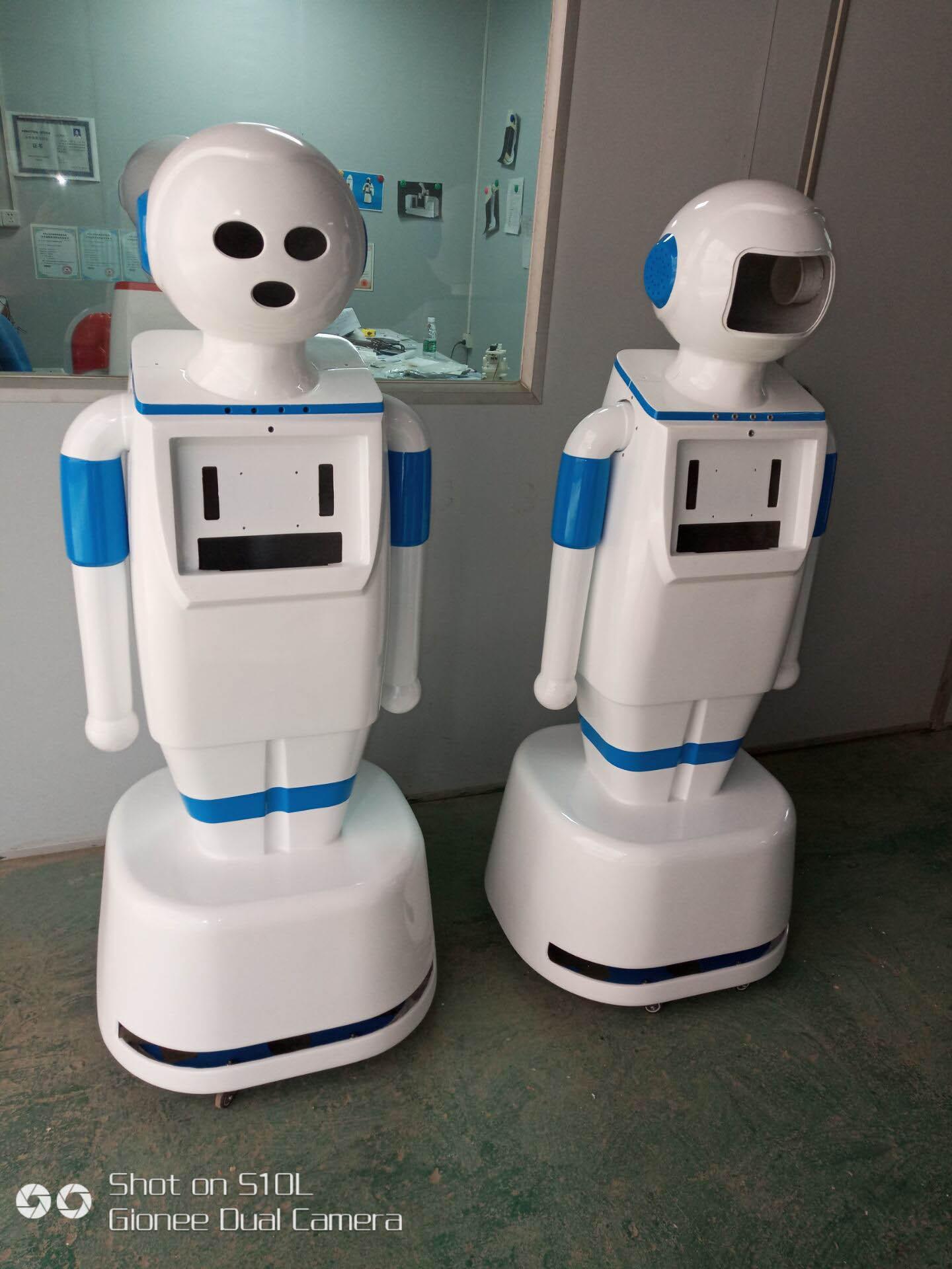 疫情期间江智机器人公司限量8折优惠大型机器人外壳系列