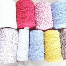 厂家批发 优质环保拖把棉纱 棉纱线拖把纱定制 再生合股棉纺纱线