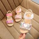 Sandals bé gái thời trang, kiểu dáng xinh xắn, màu sắc trang nhã