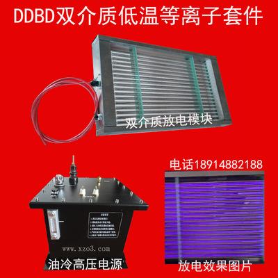 DDBD双介质等离子放电体核心套件废气治理 双介质低温等离子