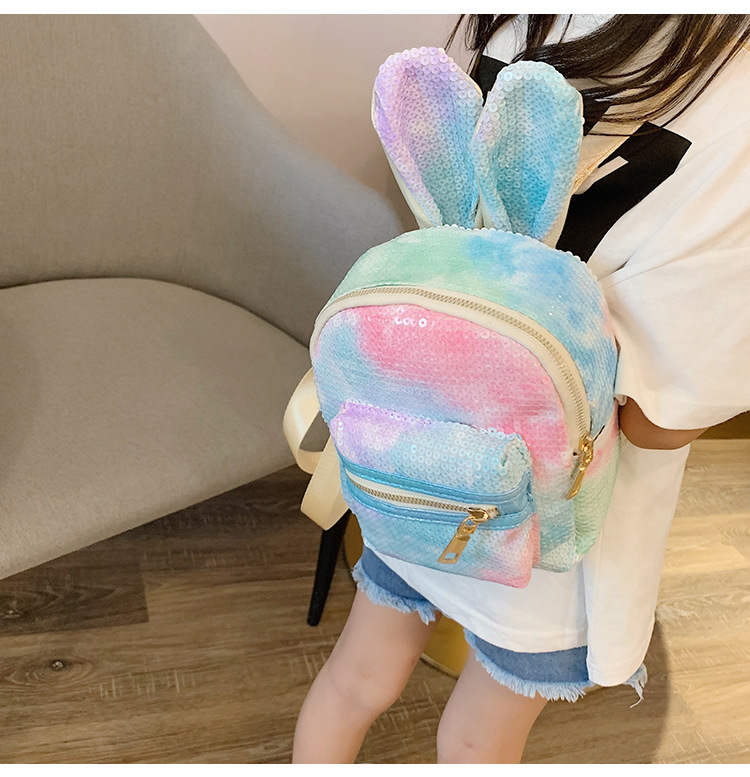 Fashion childrens rabbit shoulder bag handbag shoulder bag color NHLD135819