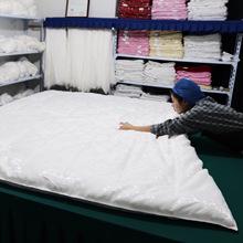 厂家直销批发100%桑蚕丝被特级长丝空调蚕四季蚕丝被手工现货供应