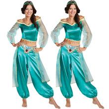 歐美情趣表演服電影游戲動漫角色扮演服 神燈阿拉伯cosplay服裝女