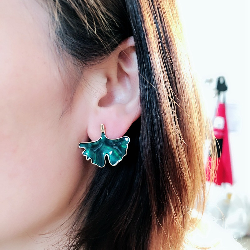 Alloy Fashion Geometric earring  925 alloy needle  Fashion Jewelry NHOM1391925alloyneedle
