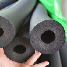 橡塑保温管套隔热太阳能空调热水橡塑管PPR管道阻燃防冻海绵管壳