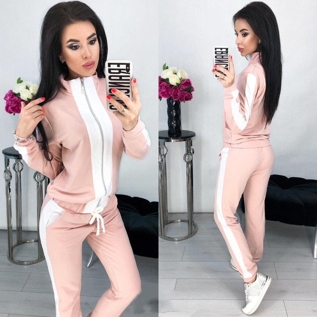 Amazon, ebay, hot style! 2019 cross-border European and American women's new autumn sportswear suit 2 pieces