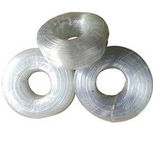 现货供应无味无毒PVC透明软管 4-25mm防寒水平管饮用水管塑料管