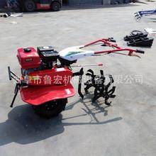 热销产品小型翻地机 小型的微耕机 农田专用除草机