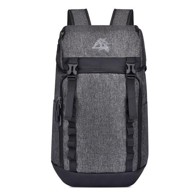 户外休闲双肩包时尚潮简约休闲多功能旅行背包大容量防泼水双肩包