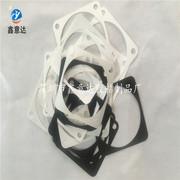 定制耐高温绝缘垫片 防松塑料尼龙垫片 机箱平垫圈 PVC pc平垫片