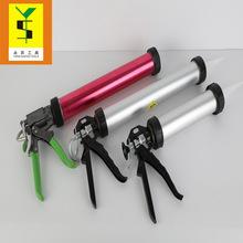 弘拓手動氣動填縫工具槍加厚結構旋轉密封打壓玻璃膠槍美縫劑膠槍