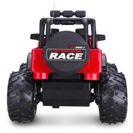 Xe điều khiển từ xa 358A xe địa hình leo núi lớn điều khiển từ xa xe đua chân lớn trôi xe trẻ em đồ chơi giáo dục Xe điện điều khiển từ xa
