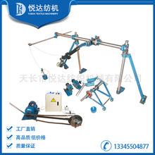 悦达纺机供应 YD-BJ金属针布包卷机 梳棉机包覆金属针布机