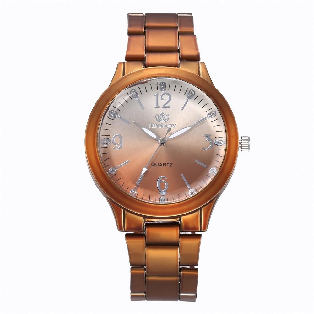 Fashion colorful quartz watch NHHK122196