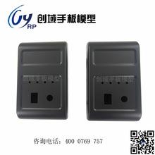 揭阳塑胶手板打样厂家供应CNC加工ABS料电子产品外壳手板模型