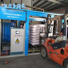 大型粉末料码垛机 粉体料排气设备安装 工业流水线使用码垛机设备