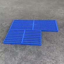 网格拼接垫板 1000*600*50mm塑料板 仓库阳台宠物防潮垫板