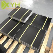 FR-4环氧板黑色 玻纤板加工定制太阳能电路板 阻燃fR4绝缘板厂家