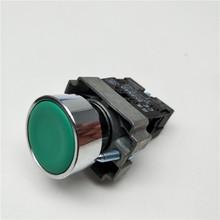 上海森奥上海森奥平头复位按钮开关XB2BA31C XB2-BA31C绿色1常开