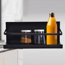 廠家直銷 冰箱置物架 側掛架廚房磁吸多功能收納架 免打孔置物架