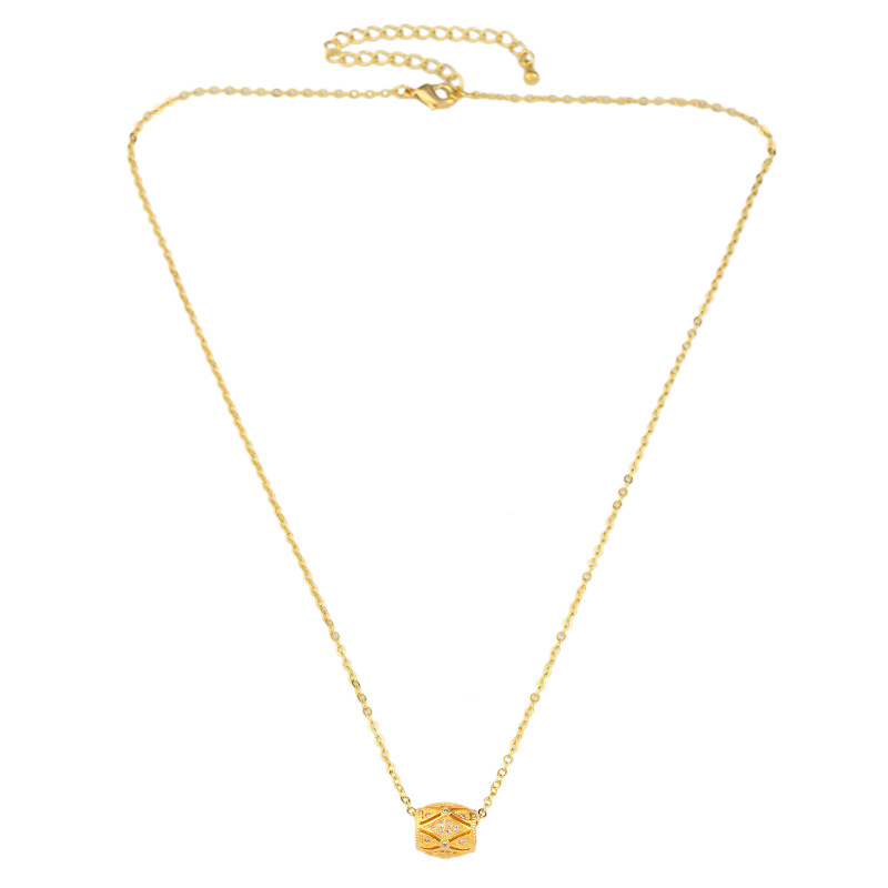 Alloy Simple Geometric necklace  Alloy  Fashion Jewelry NHAS0532Alloy