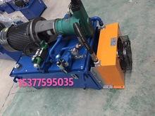 濰坊青州液壓動力站進口液壓元件帶散熱風扇能長時間工作液壓泵站