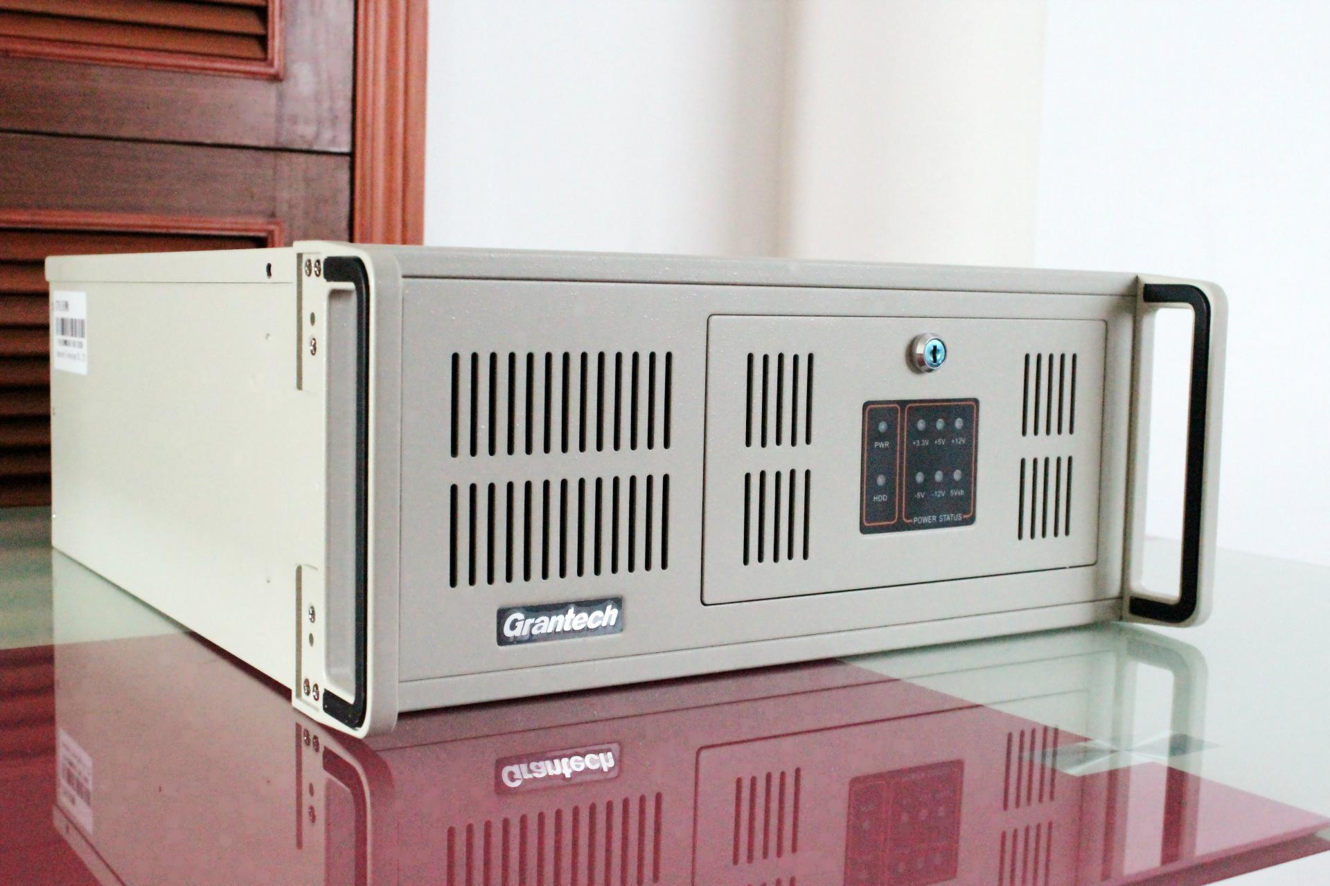 工控机 台湾艾讯宏达GT6150WM-CY-H81/i3-4160/4G/1T/2网口/2串口