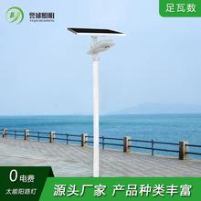 廠家供應商新款城市道路鄉間道路分體駿馬款40W太陽能智慧路燈