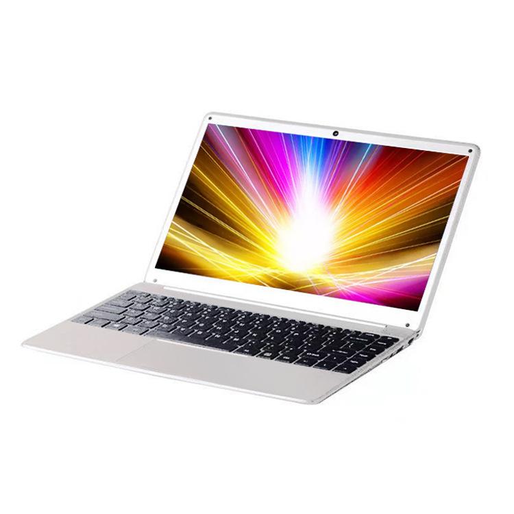 工厂全新超薄14寸笔记本电脑办公学习四核上网本 OEM批发laptops