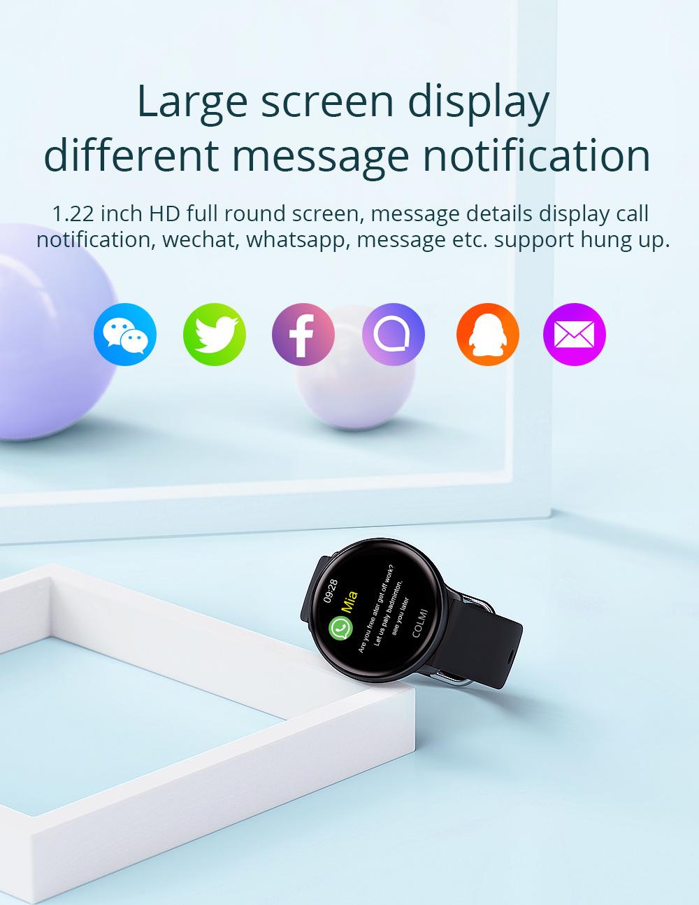 COLMI SKY2 Smart watch