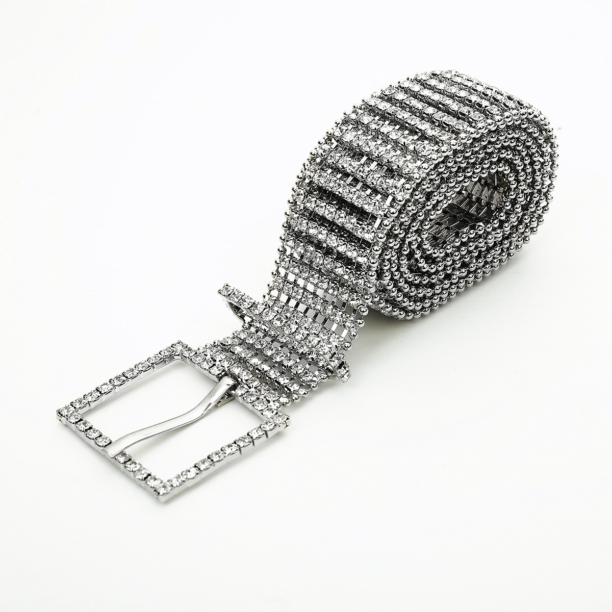 Alloy Vintage Geometric Body accessories  Section 2 GIRL waist chain  Fashion Jewelry NHXR2728Section2GIRLwaistchain