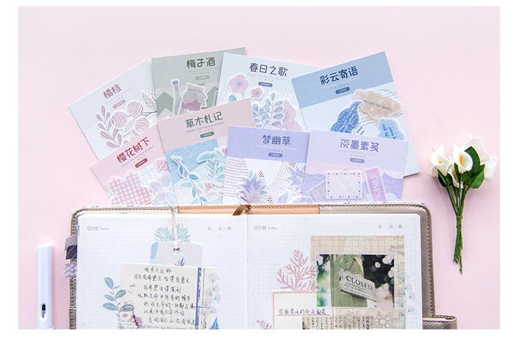 Китайские цветы и наклейки с картинками птиц сумка бронзовая Скрапбукинг DIY undefined