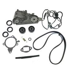 適用馬自達MazdaMiatax5汽車發動機正時皮帶套件張緊器水泵漲緊輪