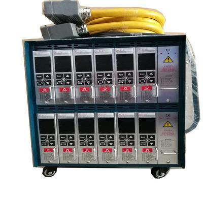 厂家供应 热流道温度控制器  东莞模具温度控制器  12组温控箱
