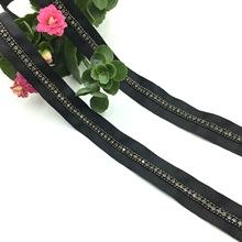新款民族风织带diy彩钻珠链花边服装辅料金属配饰厂家现货特供