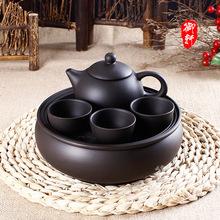 茶具套裝特價包郵 宜興紫砂茶具 功夫茶具 整套茶具 辦公茶具茶道
