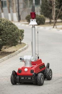防爆消防侦察机器人RXR-C12BD(电动)消防检测报告、化工防爆证