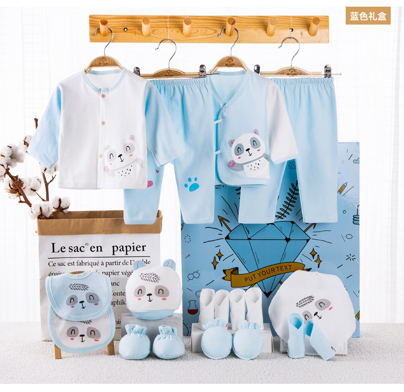 Men's and women's baby supplies gift box set newborn gift NHQE180552