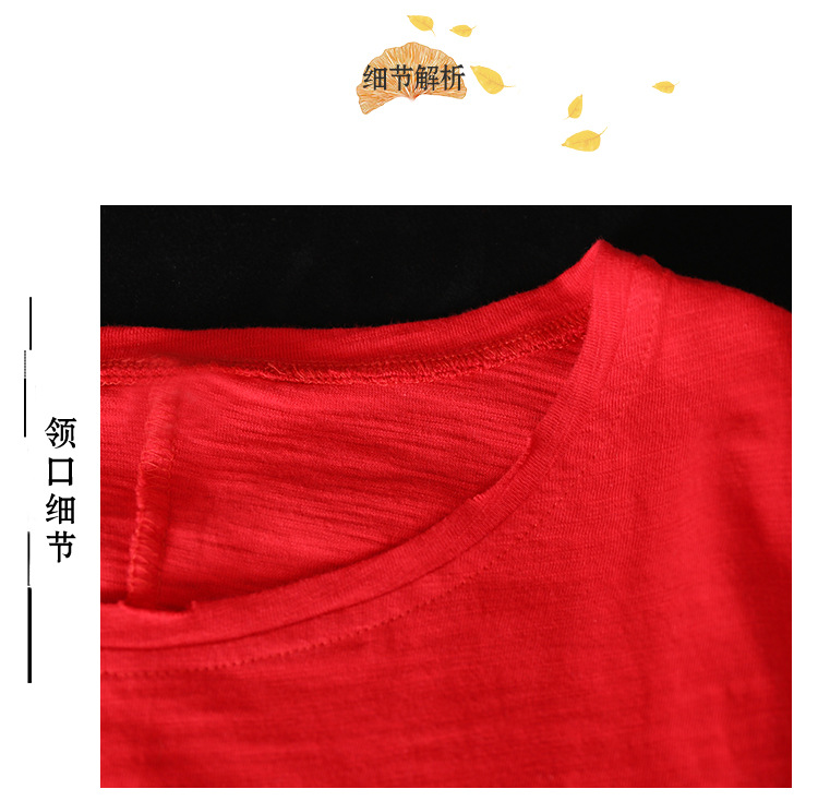 2019 Plus size womens t shirt tops spring summer butterfly Embroidery loose casual t shirts 22