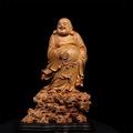 廠家雕刻 實木手工木雕 木雕擺件 木雕 工藝品 家居擺飾