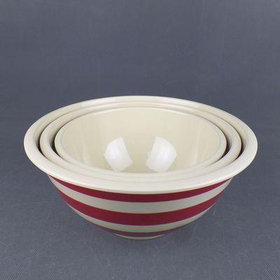 供应符合欧美FDA标准的美耐皿搅拌沙拉碗 1.8L 3L 4.2L沙拉碗