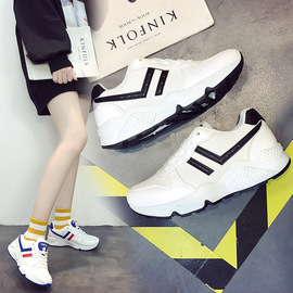 Summer sneakers New Baitai Street shooting ins Super Women's Athletic shoes Tide tourist shoes