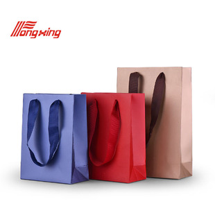 Tongxing Champagne Jewelry Tote Bag Jewelry Bag Jewelry Bag Jewelry Paper Bag Packaging Bag Gift Tote Bag