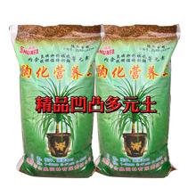 多元土多肉营养土多元素媲美赤玉土多肉土多肉颗粒土多肉植物盆栽